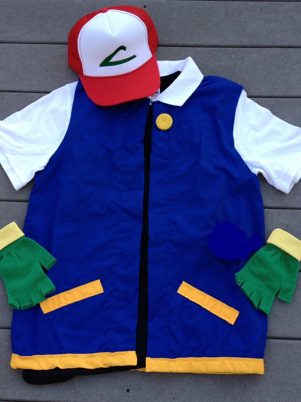 Ash Ketchum Jacket