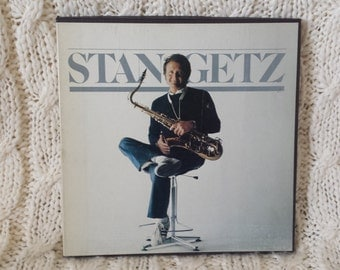 Stan Getz- 3LP Book-of-the-Month Club Box vinyl record