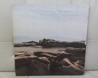 """The Moody Blues - """"Seventh Sojourn"""" vinyl record"""