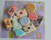 Custom order for khoffman ****3 dozen VEGAN teapot cookies