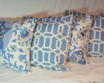 Wedgewood pillow Etsy