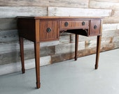 Federal Desk  by Uptown Heirloom Co Houston Texas