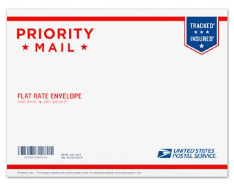 ADD ON: Rush Priority Mail Upgrade