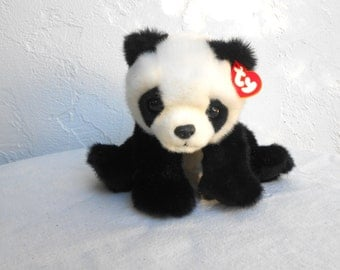 Ty Panda Bamboo needs a forever home.