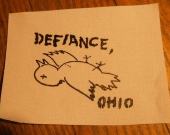 Defiance Ohio Patch