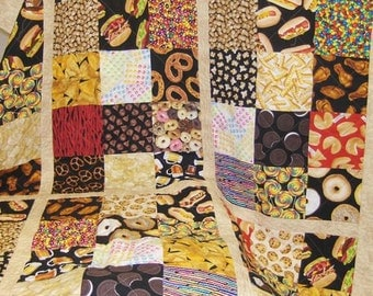 Finished Quilt - FAB 15 - ON SALE!
