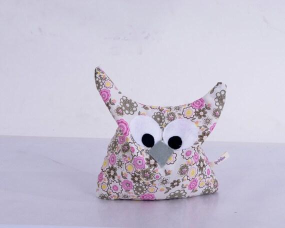 items similar to owl heating pad rice pad rice pillow