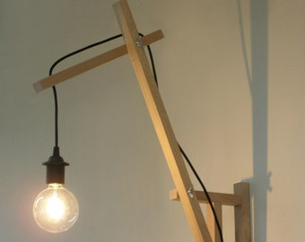 minimal wall lamp, wall sconce