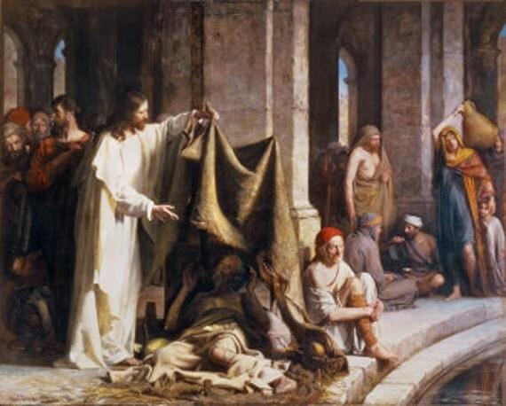 MÉDITATIONS CHRÉTIENNES POUR TOUTE L`ANNÉE - Pere Buse`e - Cie de Jésus - année 1708 Il_570xN.655352560_oz81