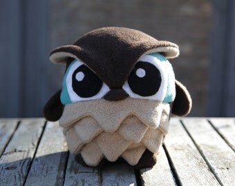Made-to-Order Owl Plush