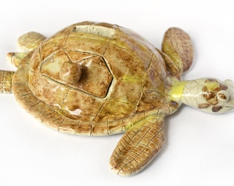 Sea Turtle Bank for kids and animal lovers for sale!