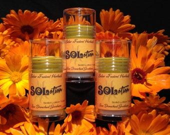 SOLotion Calendula Solid Lotion Tube