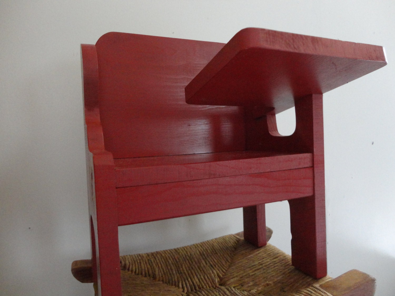 American Girl Size Wood Desk with Chair Wood Toy Desk for