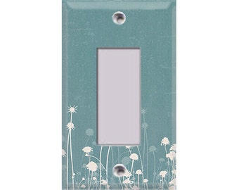 Nature Lover Collection - Dandelions Rocker/GFI Cover