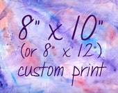 Customize any fine art na...