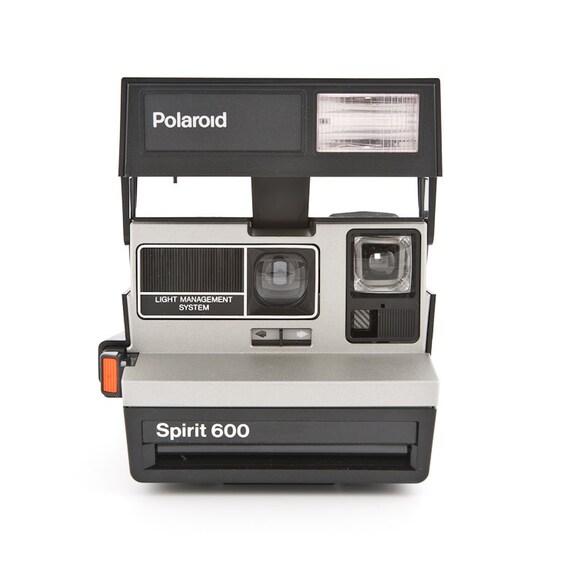 polaroid spirit 600 branded with amtrak logo by shutterlightoc. Black Bedroom Furniture Sets. Home Design Ideas