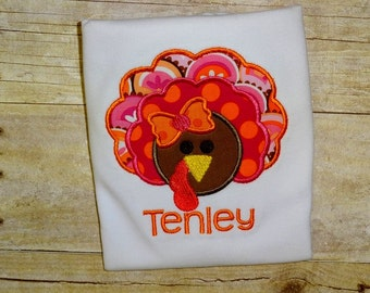 thanksgiving turkey shirt toddler girl turkey shirt turkey LOVE brown polka dot girls thanksgiving shirt clothing for children