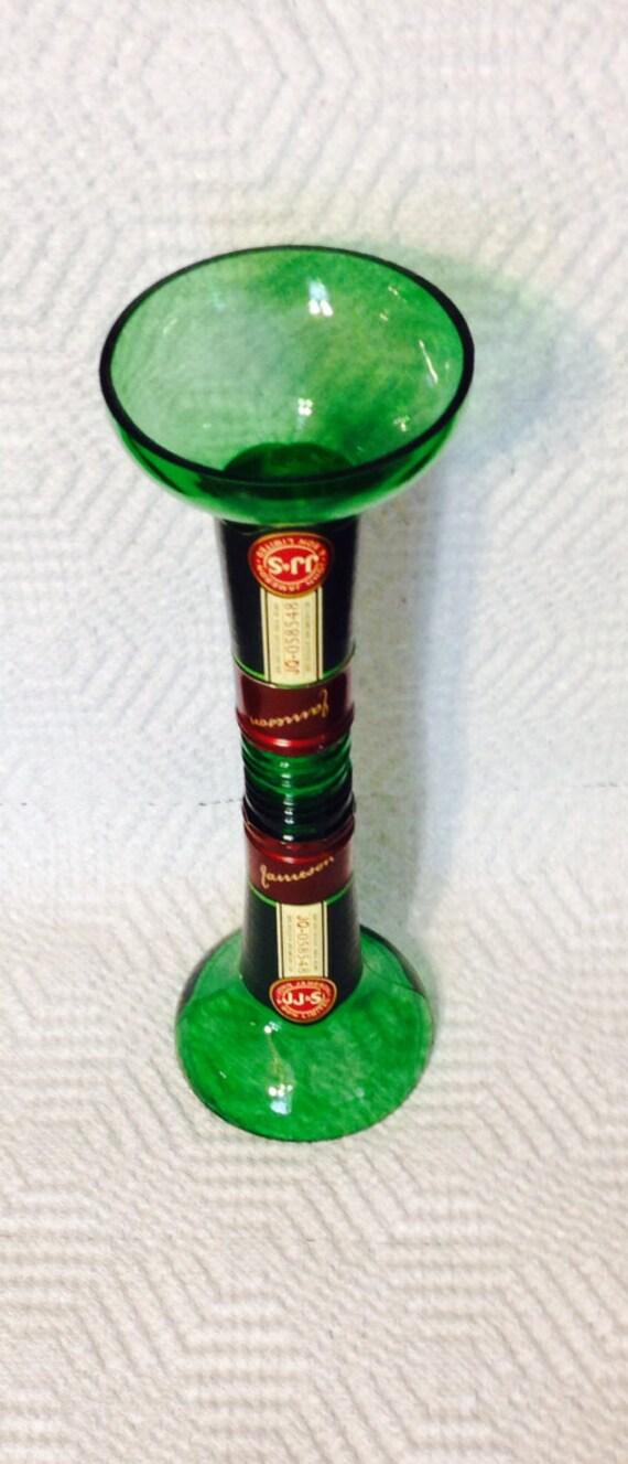 Items similar to Jameson Whiskey Liquor Bottle Candle ...
