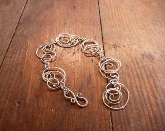 Scribble Bracelet