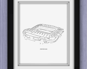 Sporting Kansas City, Sporting Park Print