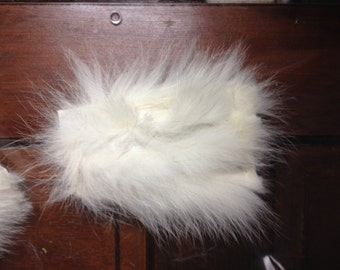 Fox Fur cat Toy--Medium