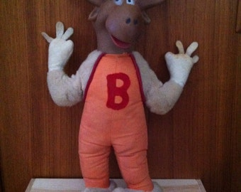 1961 Terry Toons Bullwinkle Doll