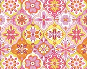 SALE - Splendor - Ceramic Pink from Riley Blake Designs  by Lila Tueller Designs. 100% cotton, c3913 - Pink