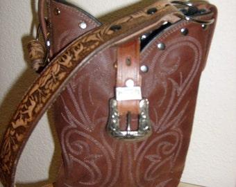 Cowboy Boot Purse BP87