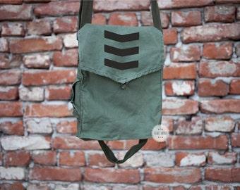 Chevron messenger bag geometrical messenger bag crossbody bag military bag vintage canvas bag army canvas backpack bag for ipad vintage