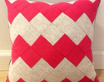 Chevron and Geometric Pillows