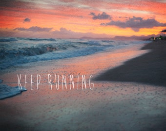 popular items for keep running on etsy
