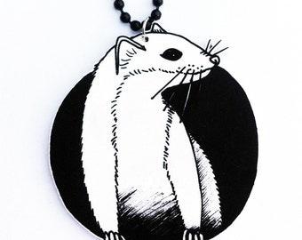 Weasel - Weasel - pendant-