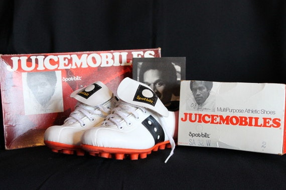 Oj Simpson Cleats