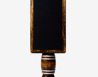 Chalkboard Beer Tap Handle - Perfect for Your Homebrew Bar