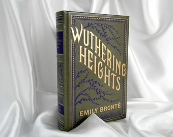 Book Clutch Purse - Wuthering Heights by Emily Bronte