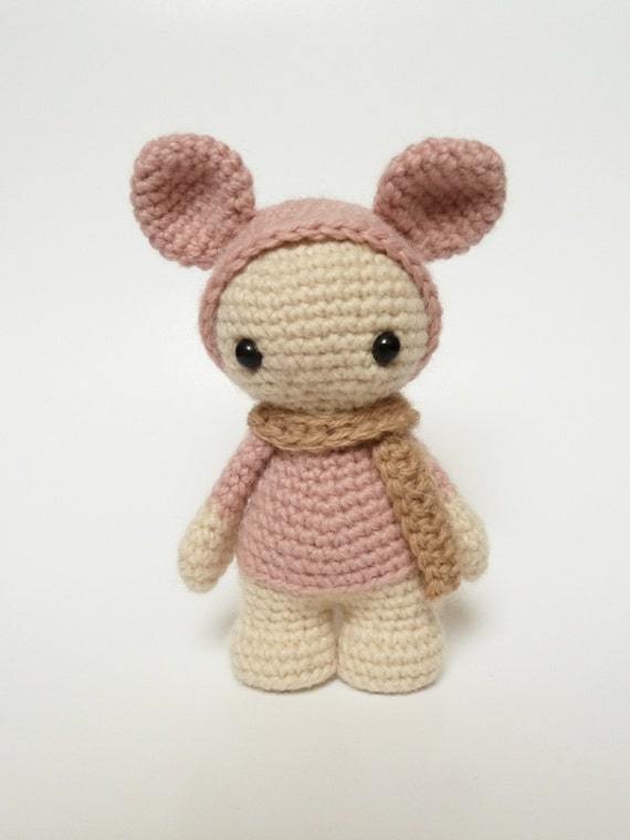 Amigurumi Doll Pdf : Amigurumi doll crochet pattern dolls