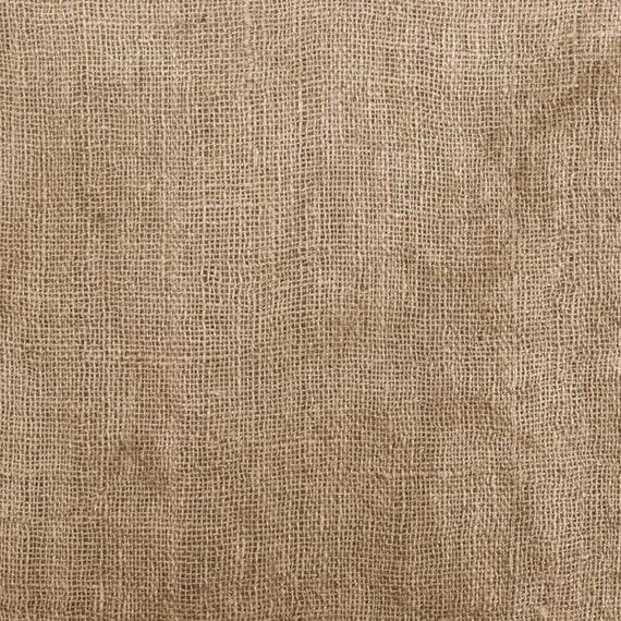 Adaptable image within printable burlap paper
