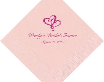 Luncheon Napkins~100 Bridal Shower/Wedding Choose Your Design