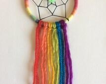 Ombré rainbow dreamer