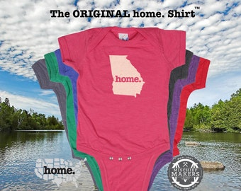 Georgia home Baby Bodysuit