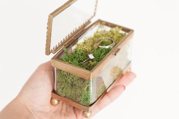 ring bearer ring box wedding ring box unique ring box
