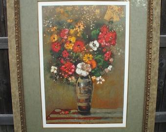 "Aleah Koury - ""Untitled"" Painting"