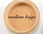 medium beige foundation