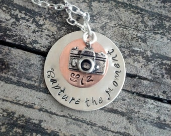Capture the Moment Necklace