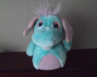 1980s soft Moosel Wuzzle from disney hasbro softies