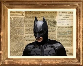 Batman The Dark Knight  Poster Print wall art  HH10961 S15