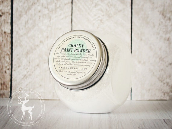 Vintage Storehouse Chalky Paint Powder 4 Oz