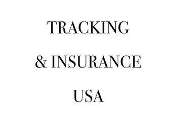 Tracking & Insurance Shipping to USA