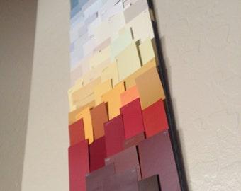 paint swatch horizon