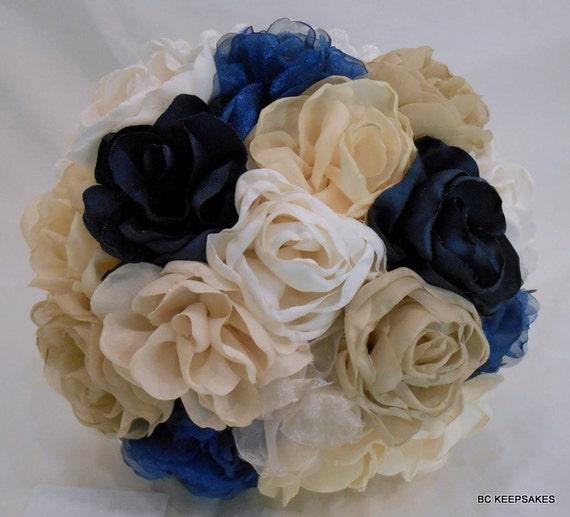 Bridal Bouquet Materials : Wedding bouquet bridal fabric by bouquetsbykeepsakes